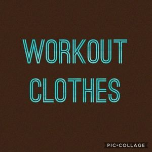 Other - Workout clothes